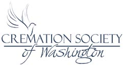 Cremation Society of Washington logo